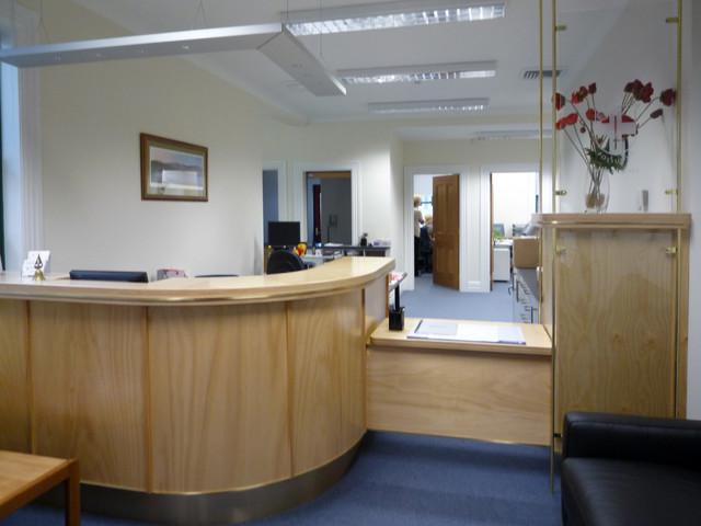 School Administration Office Refurbishment Wellington