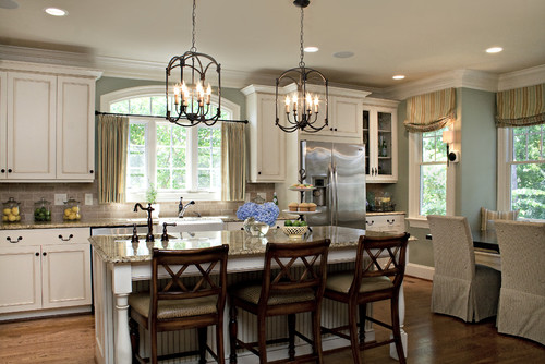 Lovely Kitchen The Arched Window Above The Sink Who Is The Manufacturer Is The Window Two Peices