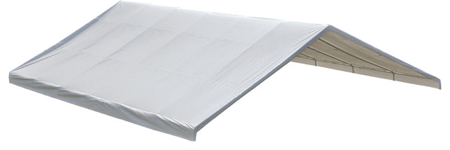 """Canopy Replacement Cover For 2, 3/8"""" Frame Fr Rated, 30&x27;x40&x27;."""