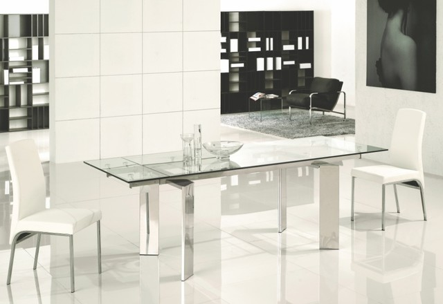 cleo dining room set - living room - miami -el dorado furniture