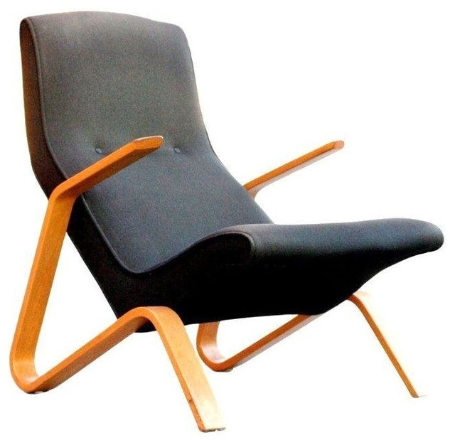 Objects of Desire: The Grasshopper-Inspired Lounge Chair