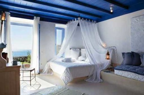 Take Some Inspiration From Grecian Minimalism Build Your Interior Design Canvas On Bright White And Cool Neutral Coloring