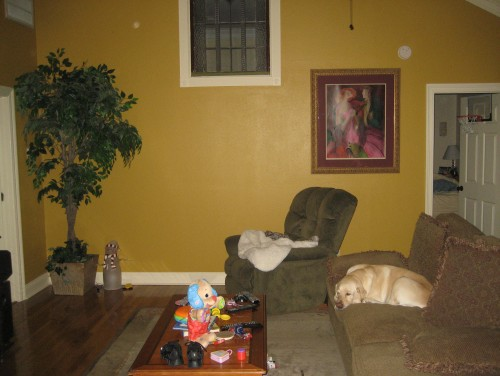 Living room makeover, with pictures, oops :)