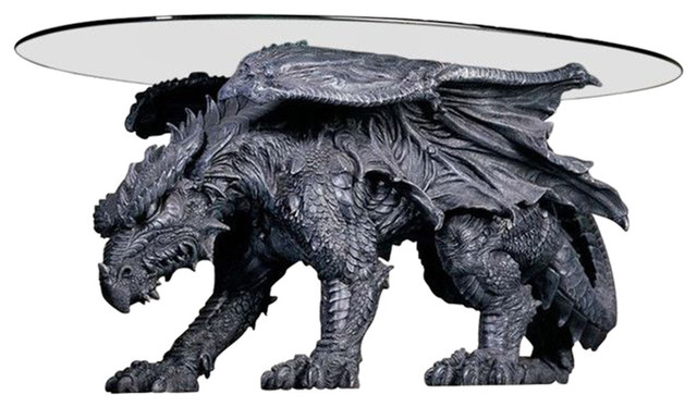 Delicieux Warwickshire Dragon Coffee Table