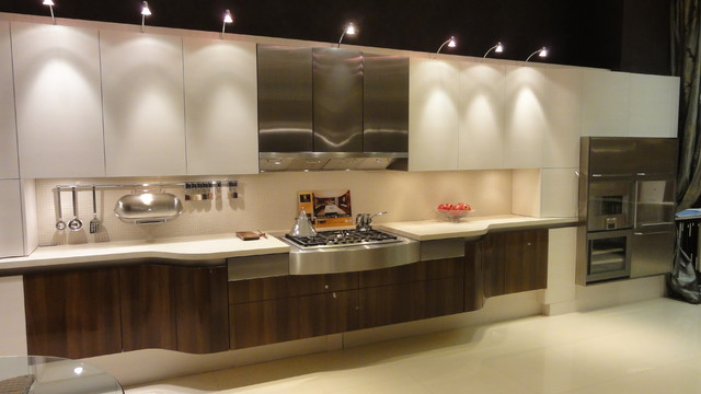 Beau NEFF Of Chicago Showroom   Contemporary   Kitchen   Chicago ...