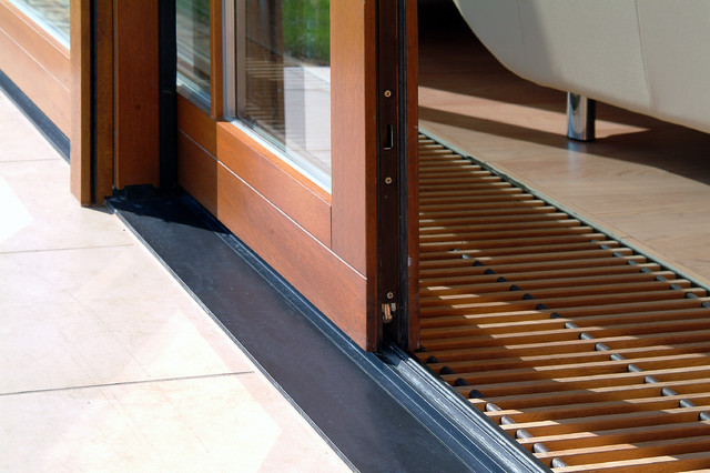 Interior Door Lifts : Lift slide doors modern interior denver by