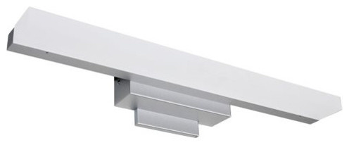 Contemporary Bathroom Vanity Lights procyon bathroom light - contemporary - bathroom vanity lighting