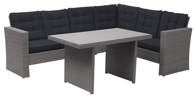 Tanger Outdoor Sofa Set