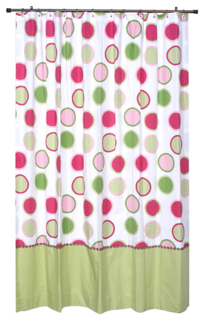 Extra Long Ready Made Luxury Shower Curtain Double Bubble
