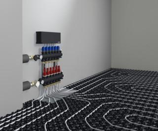 Dise o suelo radiante s o no for Cuanto cuesta poner una cocina completa