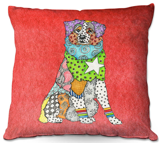 Dianoche Throw Pillows By Marley Ungaro Australian