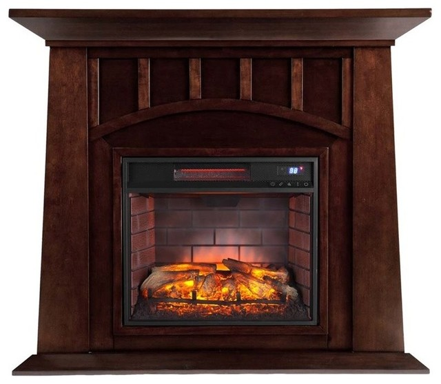 "Premium 36"" Direct Vent Ip Control Lp Fireplace With Blower"