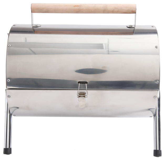 Genial Gibson Home Wilkerson Double Barrel Bbq Grill