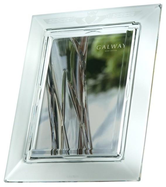 """Galway Claddagh Frame, 5""""x7"""""""