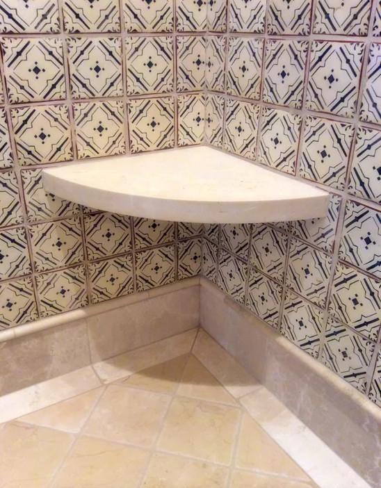 Santa Barbara Custom Tile Installs