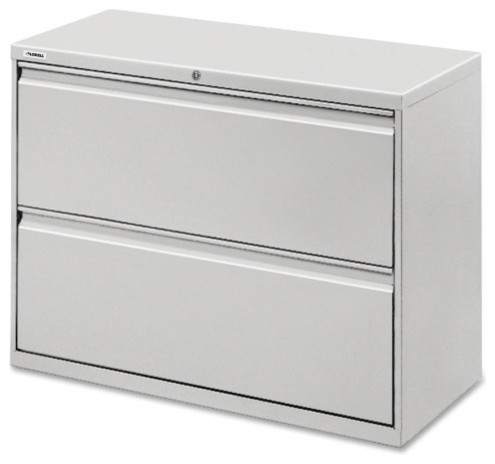 Lorell Lateral File Cabinet - Contemporary - Filing Cabinets - by ...