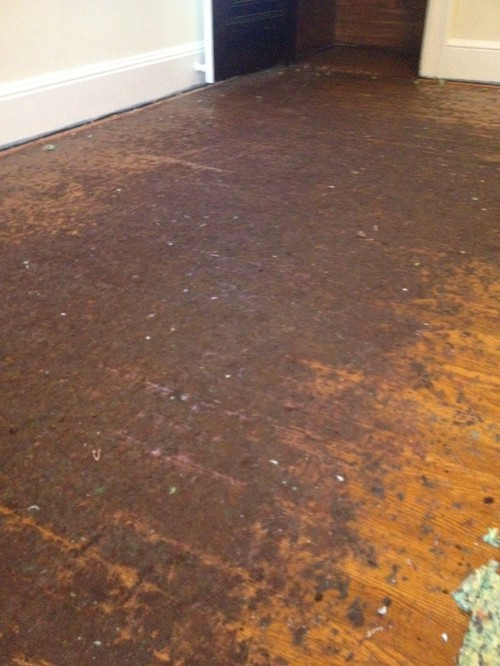Last question hardwood floors before refinish for Hardwood floors questions