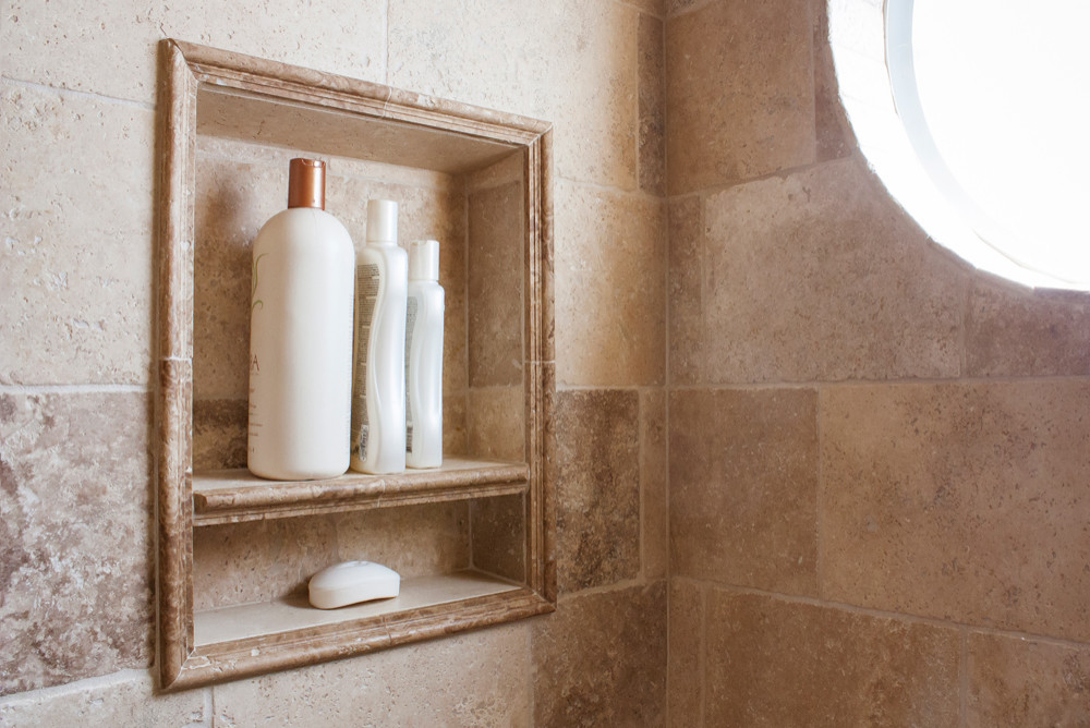 Seashell Master Bathroom