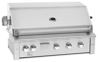 "Summerset Grills 42"" Alturi Stainless Steel Natural Gas Grill."