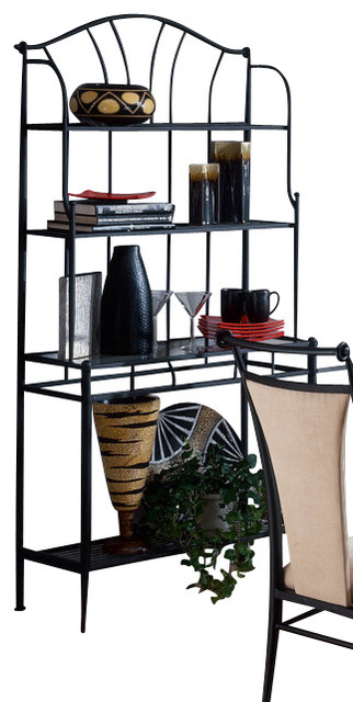 Hillsdale Mix N Match Baker Rack 4592 850 Traditional  : traditional bakers racks from www.houzz.com size 322 x 640 jpeg 59kB