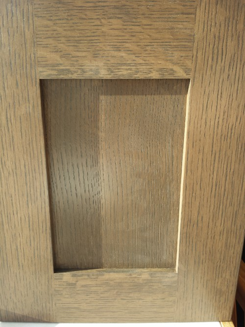 I Need Photos Of Your Stained Rift Sawn White Oak Cabinets! Please? :)