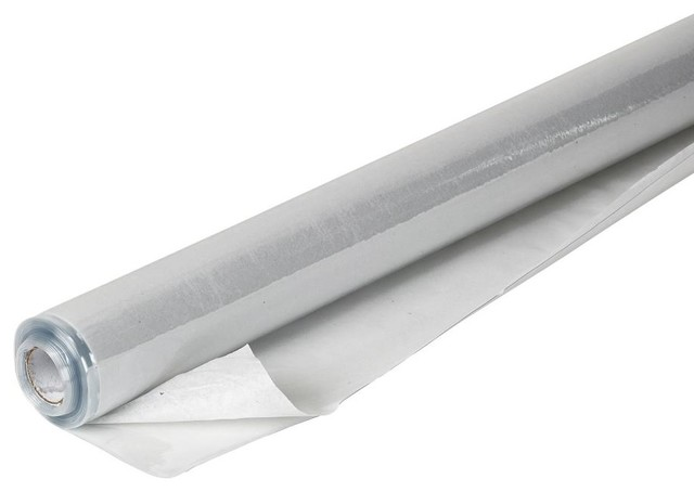 Frost King V4825 4a Indoor Crystal Clear Vinyl Sheeting 4