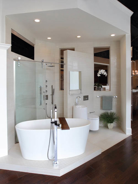 European Kitchen BathWorks Showroom Modern Bath Products Atlanta