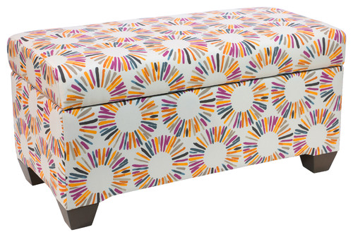 Storage Bench, Medallion Multi