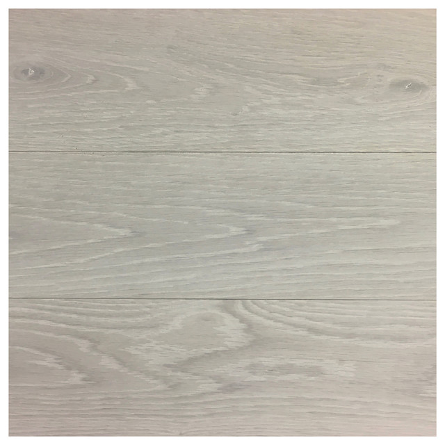 The Portfolio, Wide Plank Hardwood Flooring Rustic Snowdrop, ...