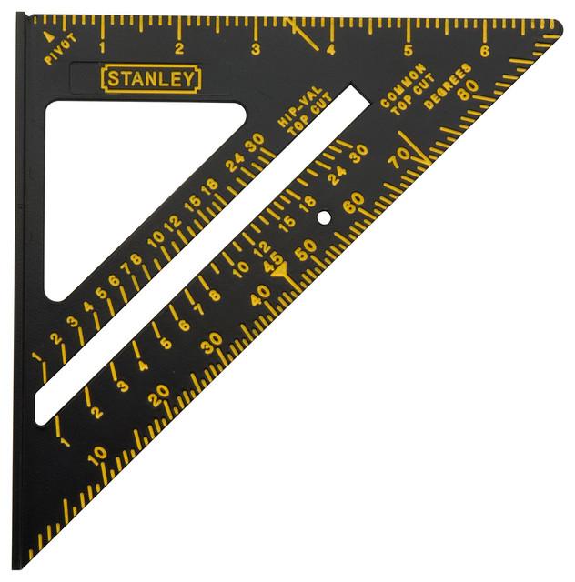 Stanley Hand Tools Premium Quick Square Layout Tool.