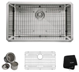 kitchen cabinet for sink single bowl 16 undermount kitchen sink stainless 5411