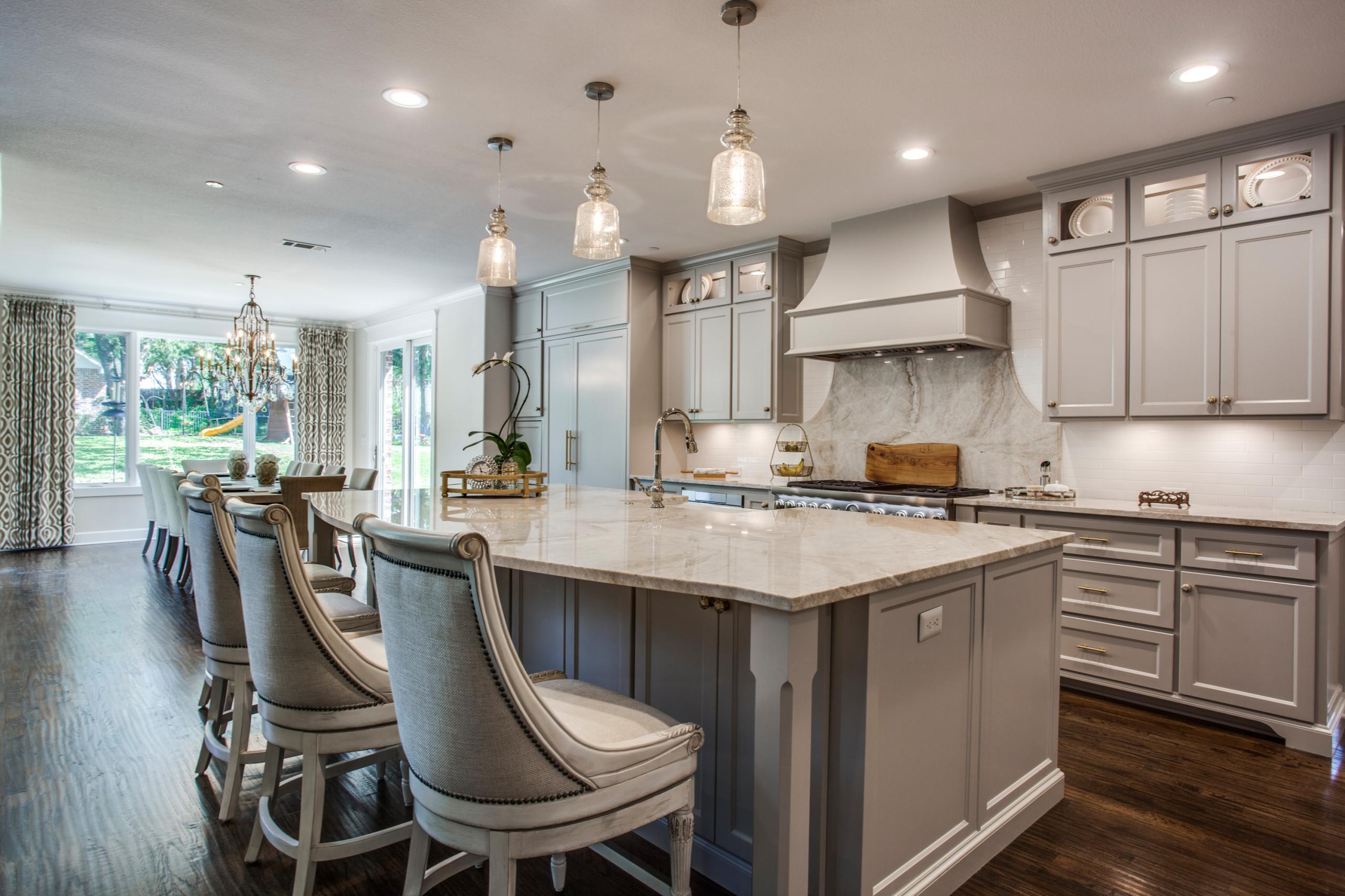 Southlake Kitchen & Breakfast Addition
