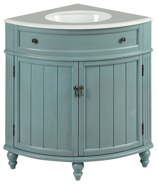 Trend Beach Style Bathroom Vanities And Sink Consoles by Chans Furniture