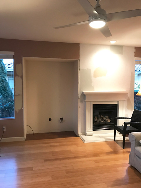 Help with paint colors for dark living area - Suggested paint colors for kitchen ...