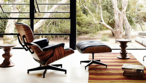 Anyone Have A Leather Eames Lounge Chair?