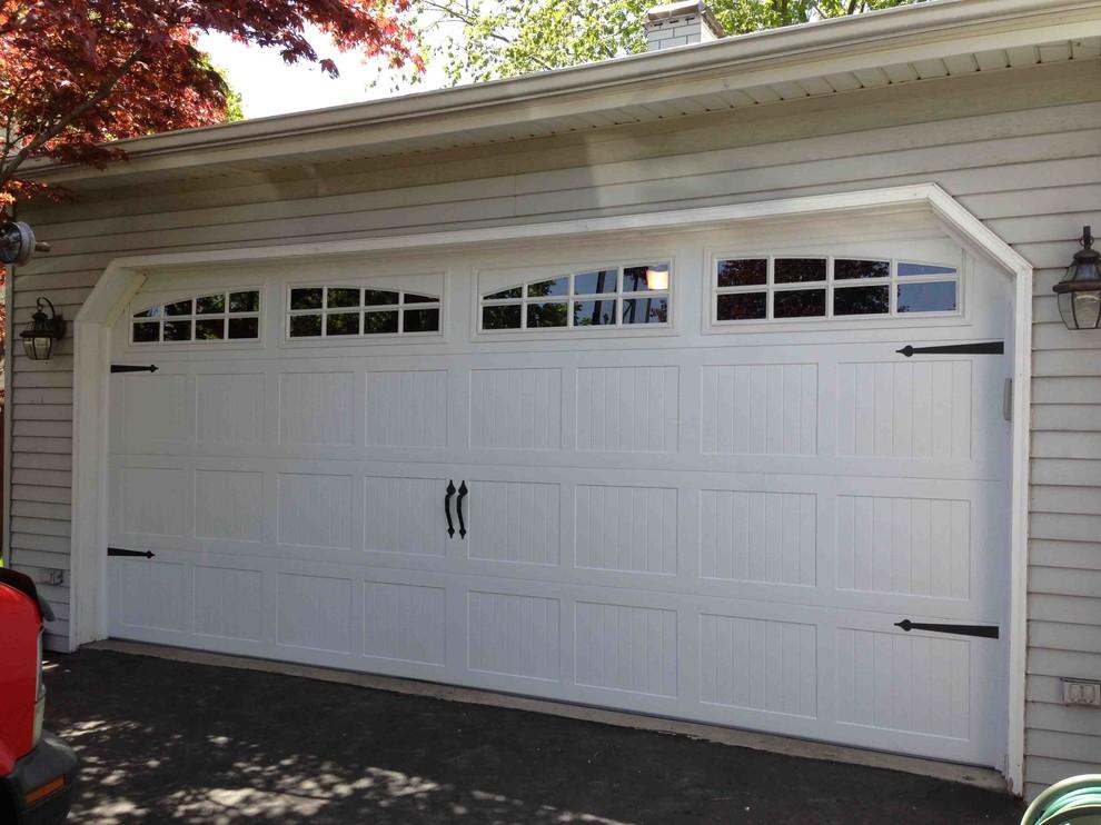 Garage door installs