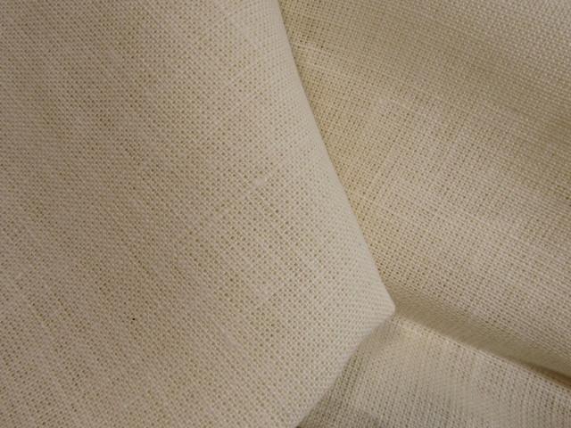 Duck 58 Natural 100 Hemp Linen Contemporary Upholstery Fabric