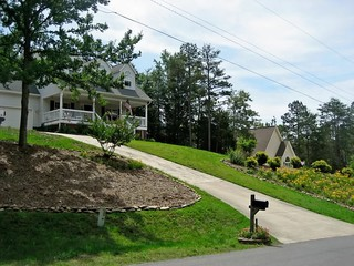 Selling House With Steep Driveway