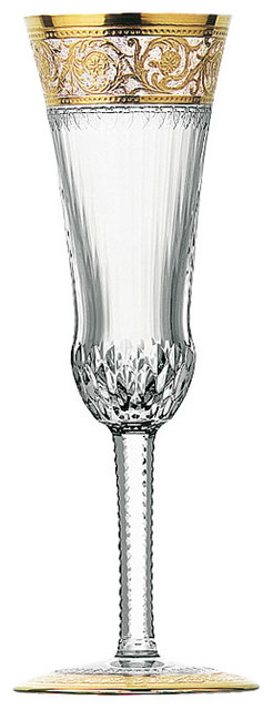Thistle Gold Champagne Flute