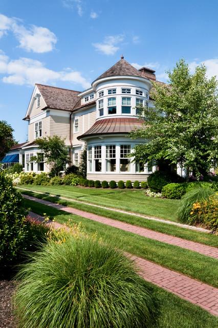 Coastal NJ Residence - Victorian - Landscape - Newark - by ...