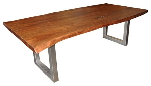 shop houzz artefac hardwood dining table dining tables