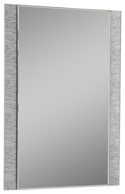 Frameless Molten Wall Mirror contemporary bathroom mirrors. Frameless Molten Wall Mirror   Contemporary   Bathroom Mirrors
