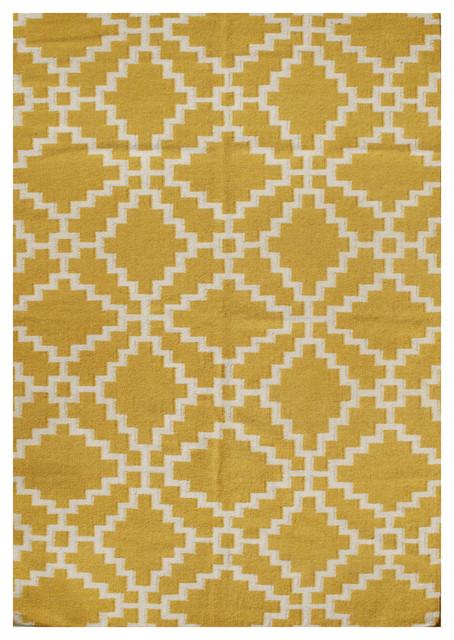 mustard area rug