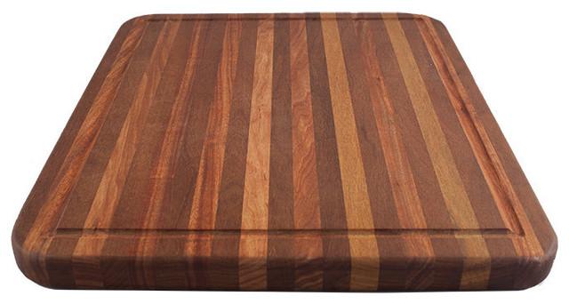 Catarina Brazilian Bulletwood Board Modern Cutting Boards By CuttingBoard