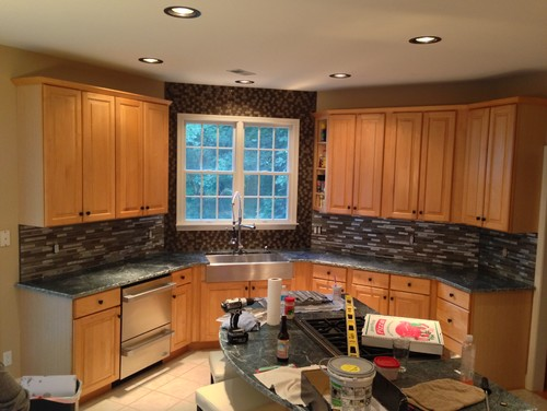 Yes Or No On Window Backsplash