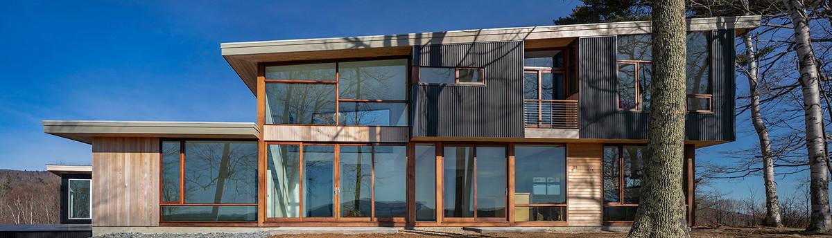 Acorn deck house company acton ma us 01720 for Acorn house designs