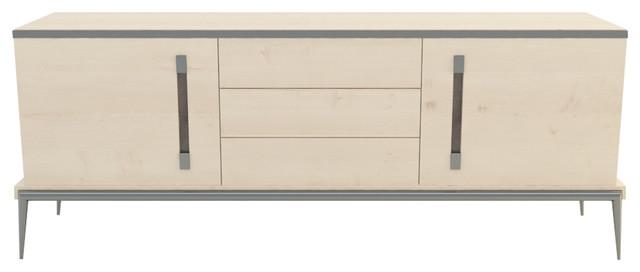 Amboan Trazo 2-Cabinet Sideboard.