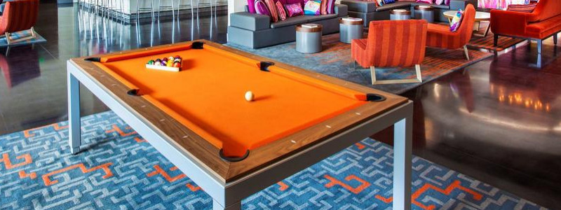 Convertible Dining Pool Tables by Aramith Fusion