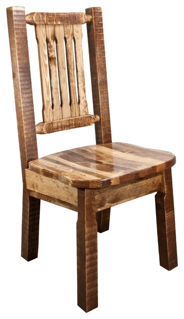 Reno Pine Chair.