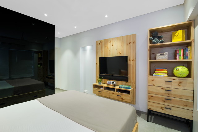 Where To Place The Tv In Your Bedroom